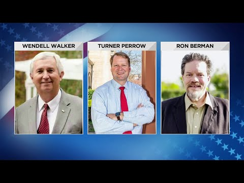 Republicans strive to stand out in Virginia primary