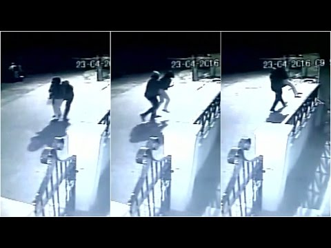 Horrifying CCTV footage shows girl abducted, molested in Bengaluru