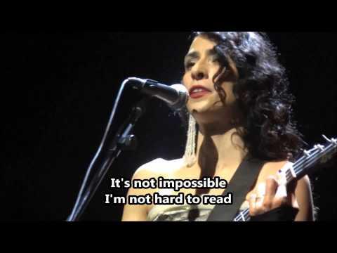 Infinito Particular - Marisa Monte - English Subtitles