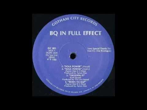 Various - BQ In Full Effect (1988) ~ Full Snippet