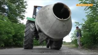 На Волыни люди ремонтируют дороги за 50 тыс  грн
