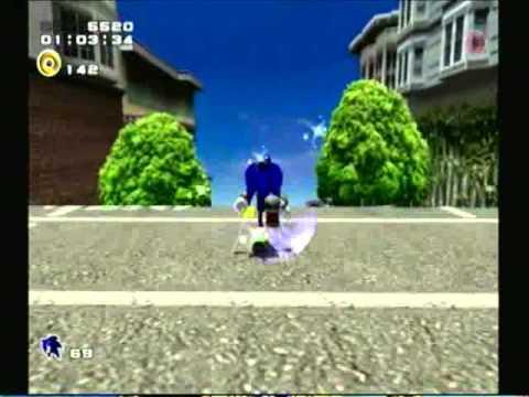 Follow Me Karaoke (Sonic Adventure 2 Battle)