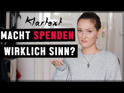 MACHT SPENDEN WIRKLICH SINN? // Das Experiment