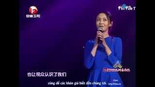 [Vietsub + Kara] Nước mắt thiên sứ - Trương Hàn, Trịnh Sảng