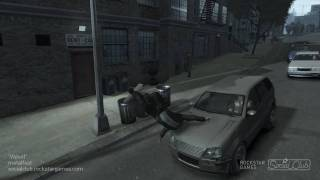 GTA 4 pc gameplay HD (720p)