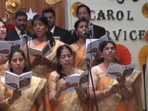 Tamil Christmas Carol /Messiah Poranthachi (Kuwait Tamil Christian Church)