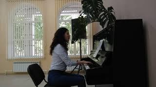 Ф. Абт Вокализ №4 #искусствопения#вокал#музыкальнаяшкола#дистанционноеобучение