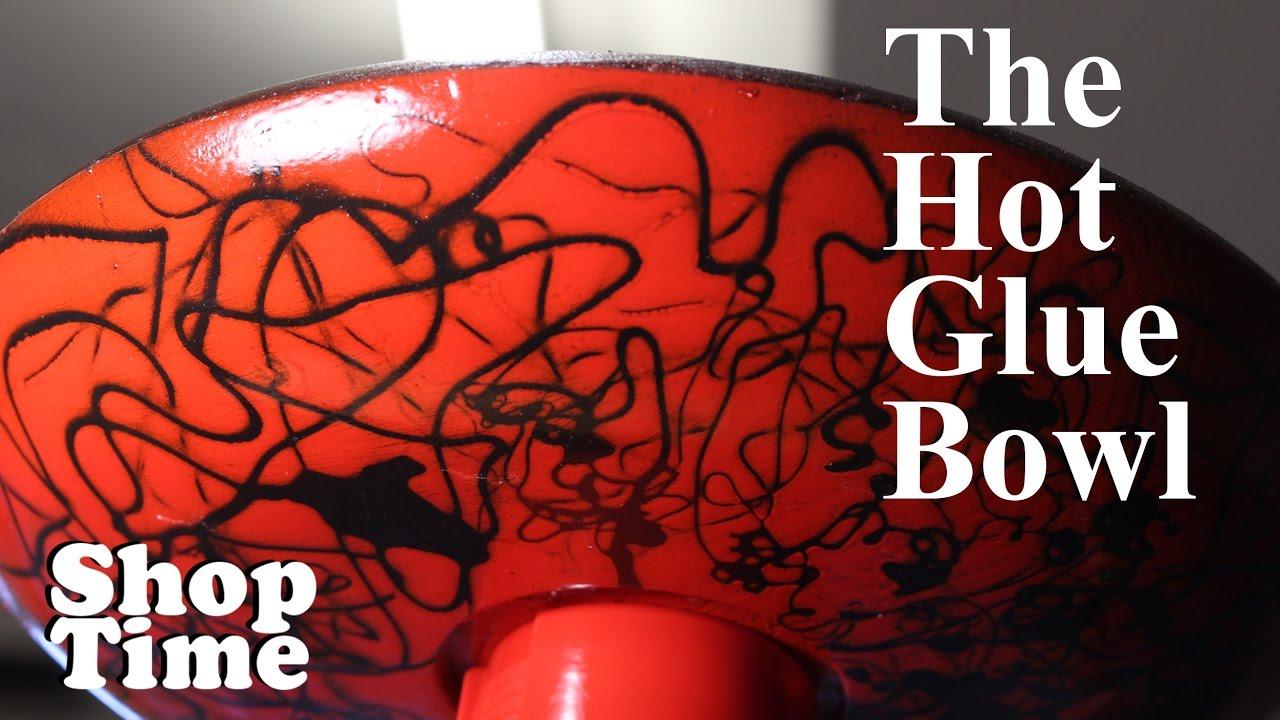 The Hot Glue Bowl You