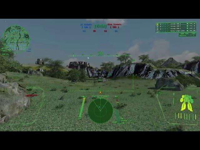 Mechwarrior Living Legends 2020 ThreeV3 Round Robin