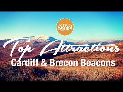 Top Attractions Cardiff & Brecon Beacons - UK Study Tours