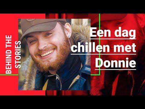 Donnie haalt een vloeibaar ontbijtje bij de Poolse supermarkt | Behind The Stories #1