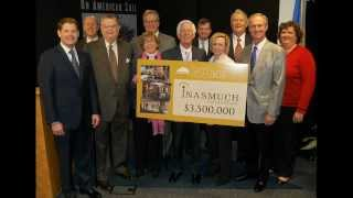 Largest Private Gift to Memorial & Museum Announced Today