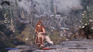 The Elder Scrolls V : Skyrim (Сборка SLMP-GR 3.0.7) Прикосновение к небу /2 #48