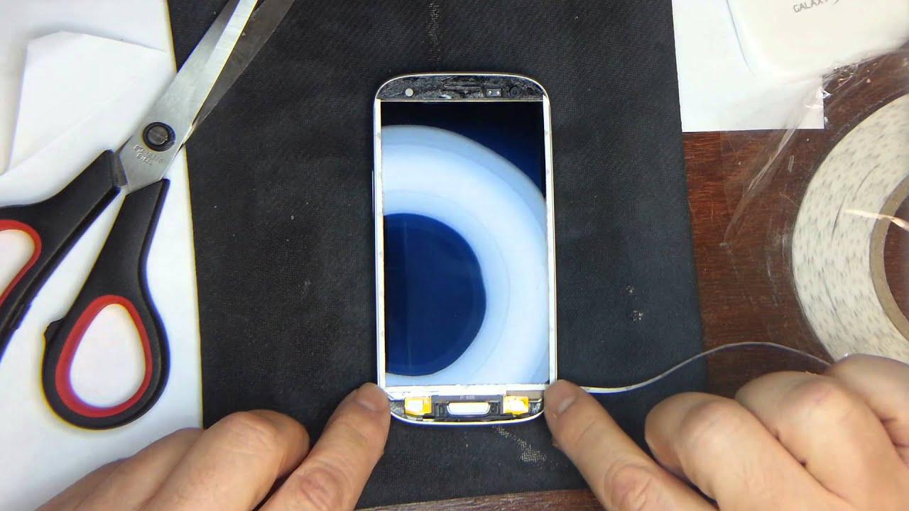 Galaxy Glass Repair