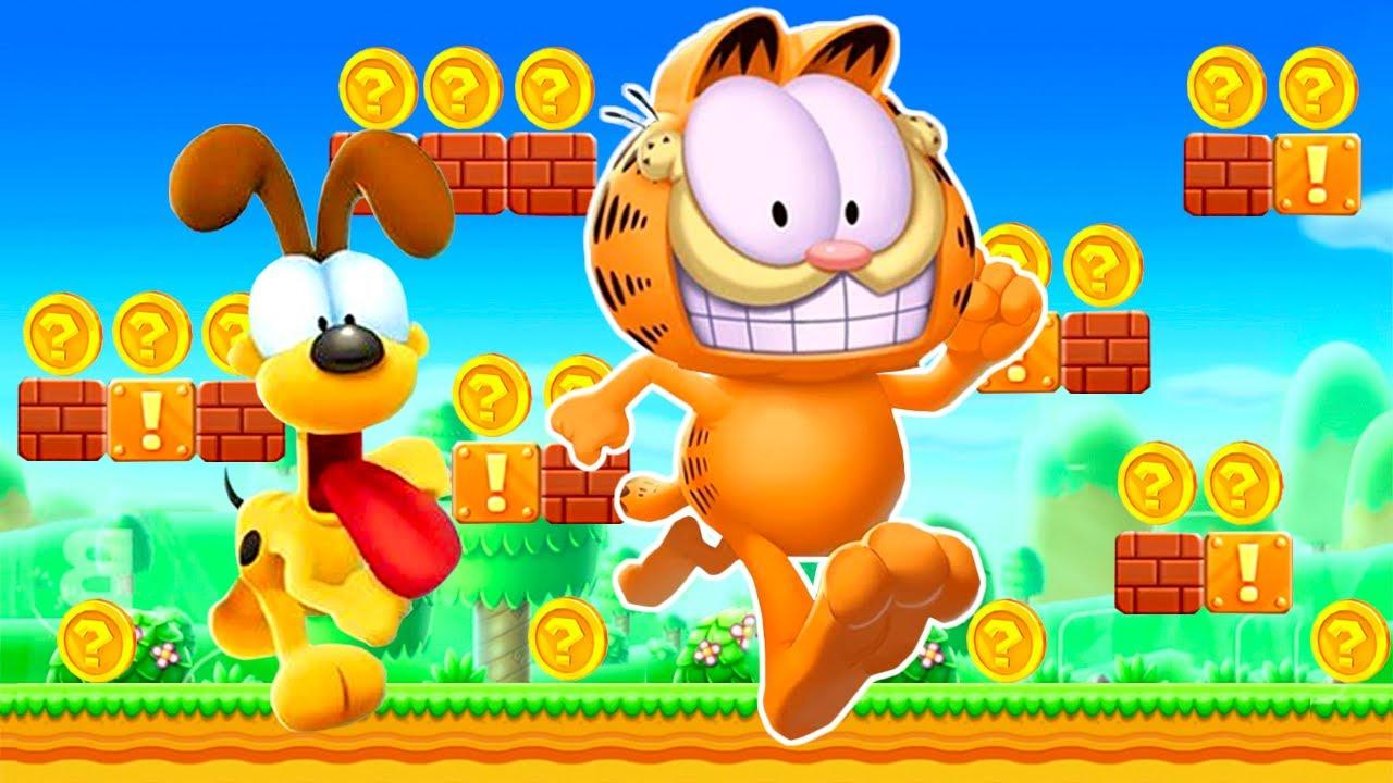 Garfield - Garfield Rush - Videos de Aventuras de Garfield