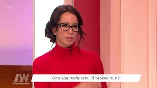 Nadia Has a Friend Who Forgave Her Husbands Affair  Loose Women