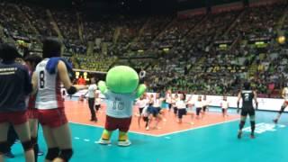 FIVB世界女排大獎賽2015《馬鞍山靈糧小學》- 2