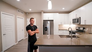 I BOUGHT A NEW HOUSE! MOVE IN / OFFICIAL TOUR