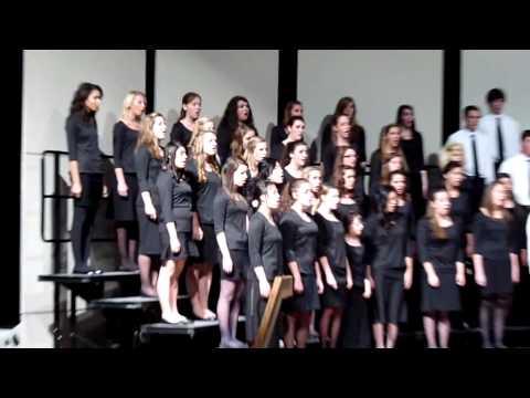 Himig Pasko - CCHS A Cappella Choir in concert 2011-12-15