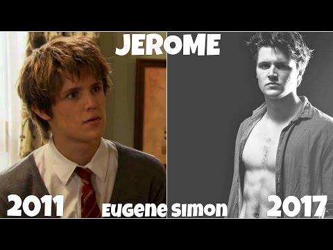 House of Anubis Then And Now 2017