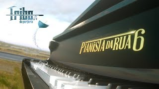Смотреть клип Tribo Da Periferia - Pianista Da Rua 6