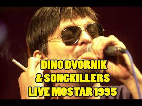Dino Dvornik - Ljubav se zove imenom tvojim (Live Mostar 1995)