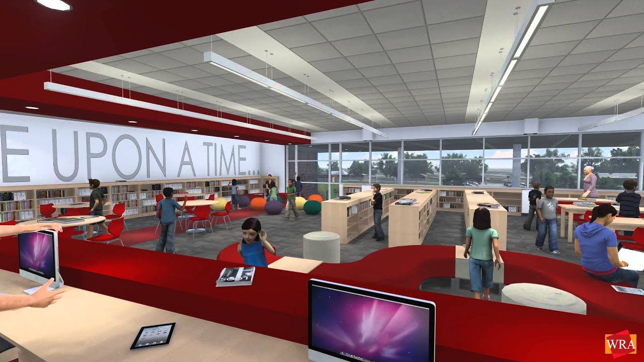 Design Of Washington Heights Elementary School