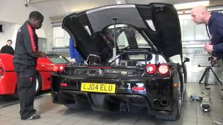 Supercars in London March 14 - Dk Engineering Ferrari Special