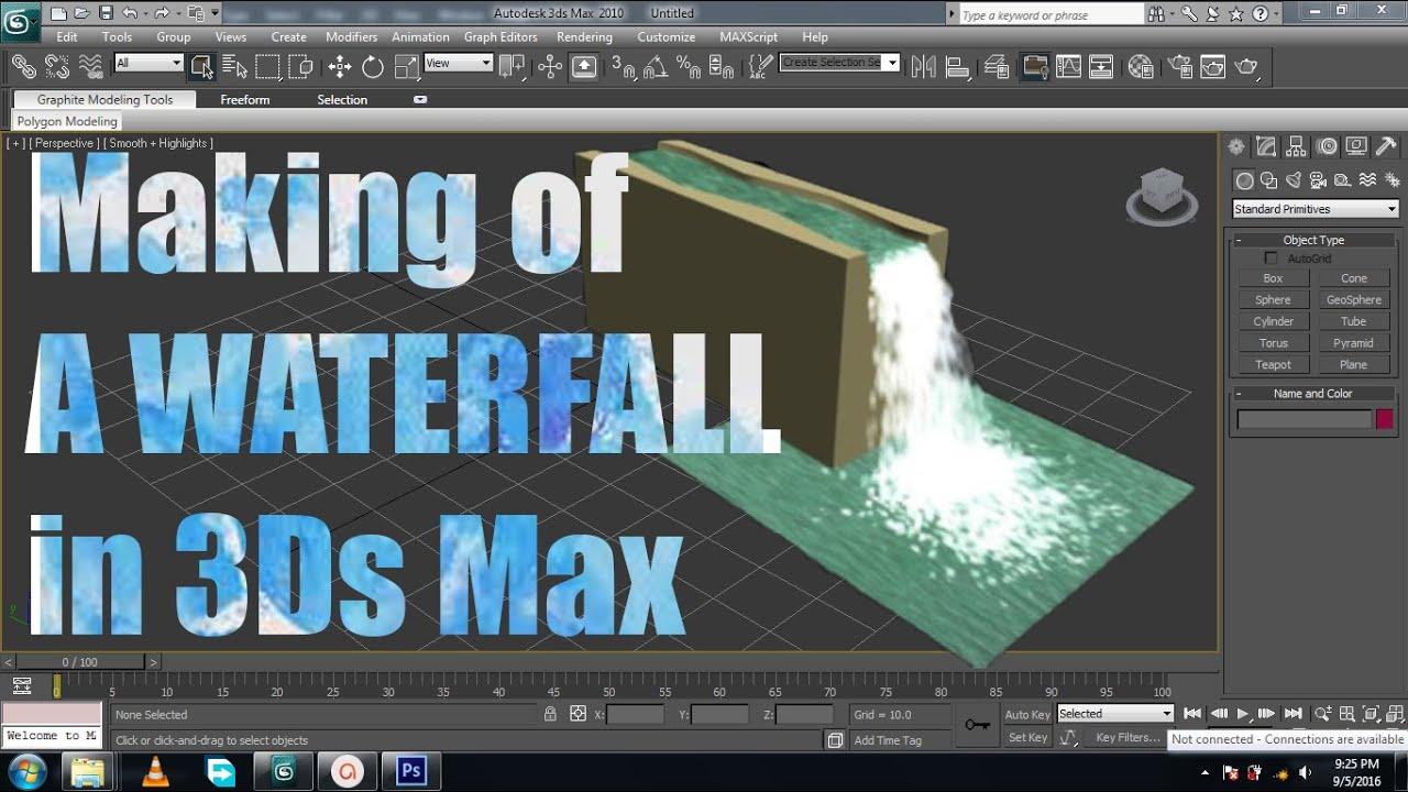 Particles tutorials pdf 3ds max