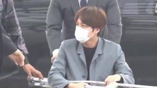 Download Video [160408] EXO Kai - Incheon Airport (to China) MP3 3GP MP4