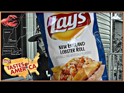 lay's®-|-new-england-lobster-roll-potato-chips-review!-|-tastes-of-america