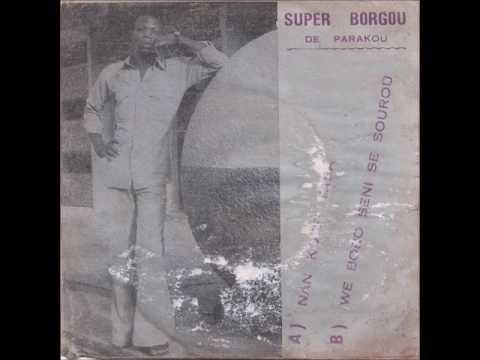 Super Borgou De Parakou & Moussa Mama Franco - Nan Koffi Taba (Dahomey,Benin 1970's)