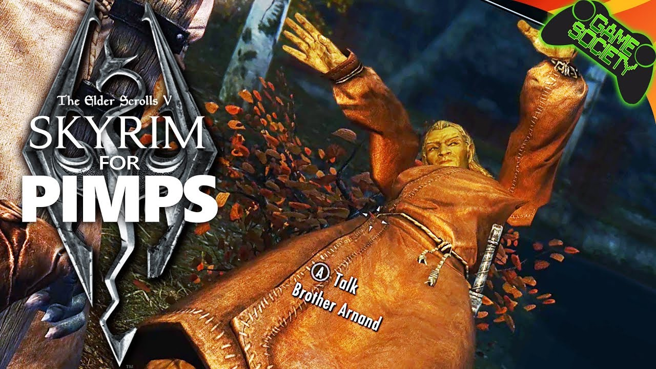 Video - Skyrim for Pimps - Breakdancing Priest (S7E02