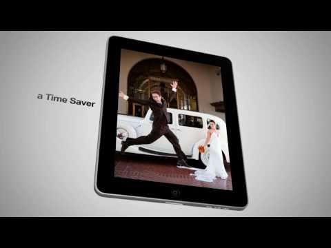 My Wedding Concierge Inspiration Engine iPhone iPad App for Wedding Planning