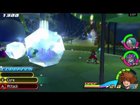 Kingdom Hearts 3D: Dream Drop Distance - Review