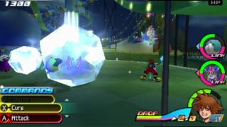 Kingdom Hearts 3D: Dream Drop Distance - Review