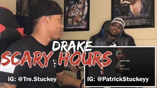 Drake - Scary Hours - FULL REACTION / REVIEW!