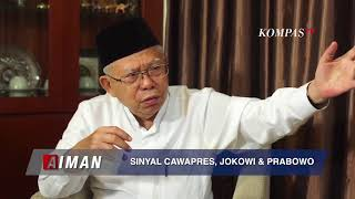 Download Video Ma'ruf Amin Ingin Jokowi Dua Periode - AIMAN MP3 3GP MP4