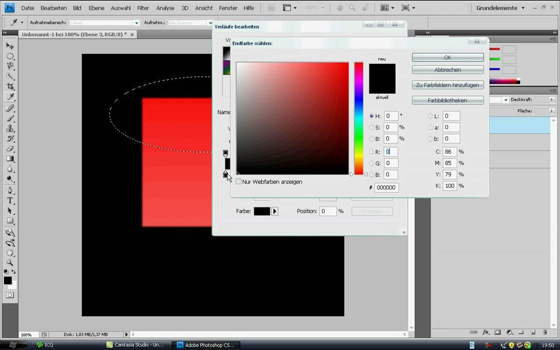 Adobe Photoshop 3d Buttonknopf Erstellen Germandeutsch Youtube