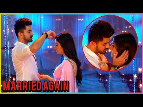 Avni Gets MARRIED To Neil Again | KISS Moment | Naamkaran thumbnail