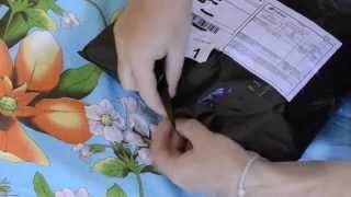 Посылки с Aliexpress. Детский спортивный костюм.Обзор товаров из Китая