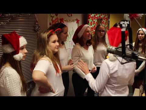 Upper Township Middle School's Choir Brings a Holiday Classic to Lite Rock