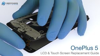 OnePlus 5 LCD & Touch Screen Replacement Guide - RepairsUniverse