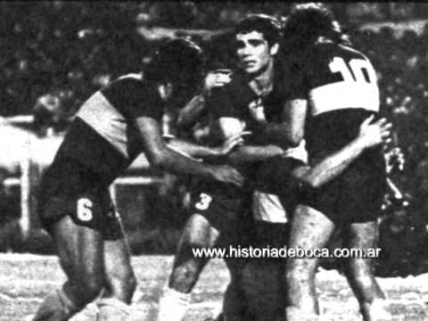 Image result for boca vs river final 1976