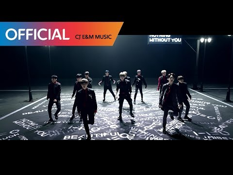 Wanna One (워너원) - 'Beautiful' M/V (Performance ver.) Teaser