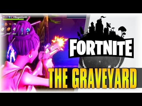 THE GRAVEYARD!!! | #13 | FORTNITE Lets Play [Supply Run]