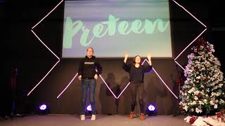 This is Living Hillsong - Rock Point PRETEEN