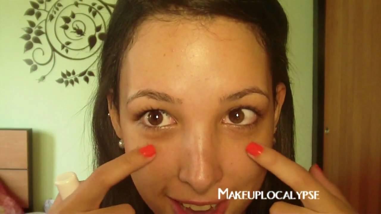 Los ejercicios eficaces de las arrugas para los ojos