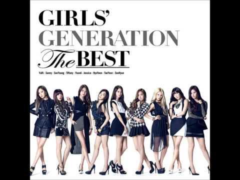 "Girls' Generation 少女時代 - Mr. Mr. (Album ""The Best"")"