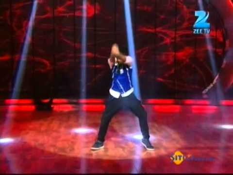 Dance India Dance Season 4 December 21, 2013 - Sumedh